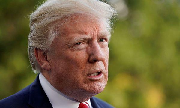 Trump fand es nicht so toll.  / Bild: REUTERS