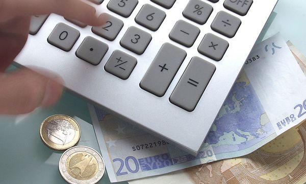 Budget: Defizit deutlich niedriger als erwartet / Bild: www.BilderBox.com