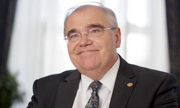 Ex-Justizminister, Neo-Verfassungsrichter: Wolfgang Brandstetter / Bild: (c) APA/GEORG HOCHMUTH (GEORG HOCHMUTH)