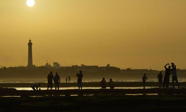 Casablanca/Marokko / Bild: (c) imago/ZUMA Press (Artur Widak)