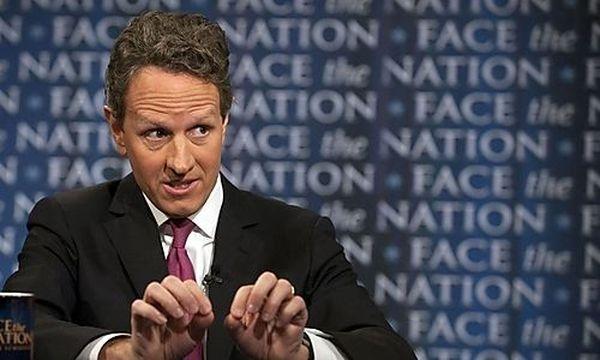 Geithner / Bild: (c) REUTERS (Ho)