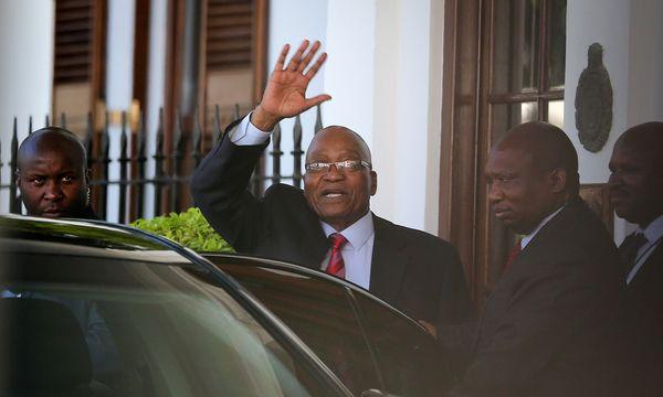 Jacob Zuma. / Bild: (c) REUTERS (SUMAYA HISHAM)