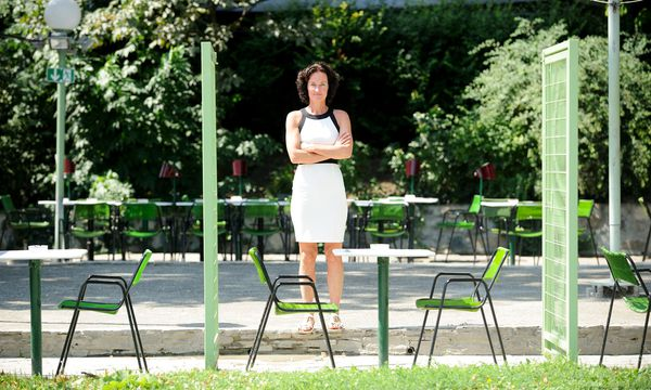 Setzt den rechtlichen Kampf gegen Hass im Internet auch als Privatperson fort: die frühere grüne Bundessprecherin Eva Glawischnig.   / Bild: (c) Die Presse (Clemens Fabry)