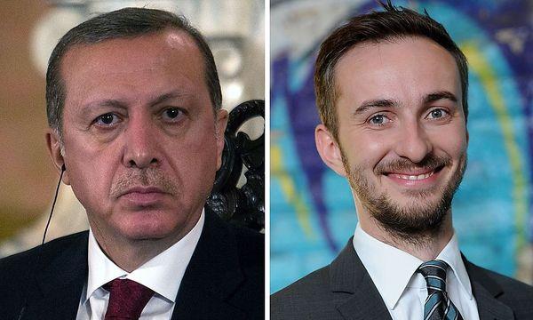 Erdogan fühlt sich in der Böhmermann-Affäre auch vom Springer-Chef auf den Schlips getreten. / Bild: APA/AFP/BRITTA PEDERSEN/SEBASTIA