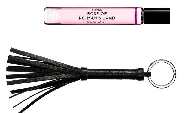 """(c) Beigestellt Hart oder herzlich? Das Valentinstagsset """"La Surprise Rose"""" von Byredo mit 7,5 ml """"Rose of No Man's Land"""" um 120 Euro auf www.byredo.com"""