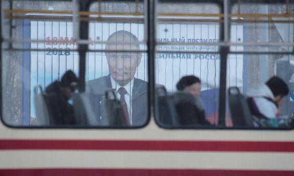 In Russland sind junge Politiker in verantwortlicher Position eine Seltenheit. / Bild: (c) REUTERS (ANTON VAGANOV)