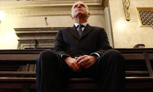 Ex-Minister Ernst Strasser / Bild: (c) REUTERS (HEINZ PETER BADER)
