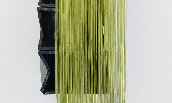 (c) Courtesy Galerie Quadrado Azul Im Fluss. Die Portugiesin Ana Santos entwickelt ihre Kunst aus dem Alltag heraus (Galerie Quadro Azul).