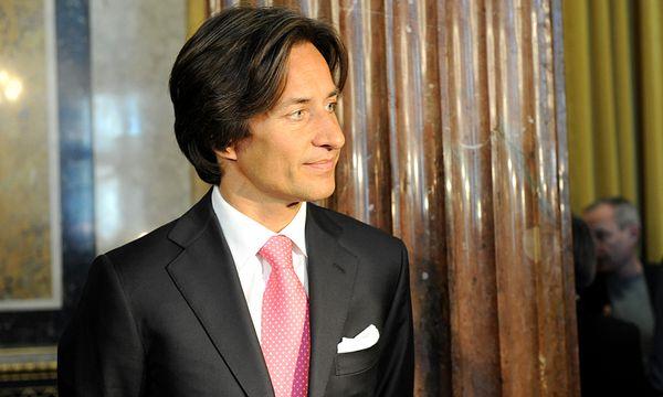 Der ehemalige Finanzminister Karl-Heinz Grasser. / Bild: (c) Die Presse (Clemens Fabry)