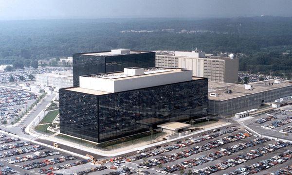 NSA-Hauptquartier  / Bild: (c) EPA (NATIONAL SECURITY AGENCY / HANDO)