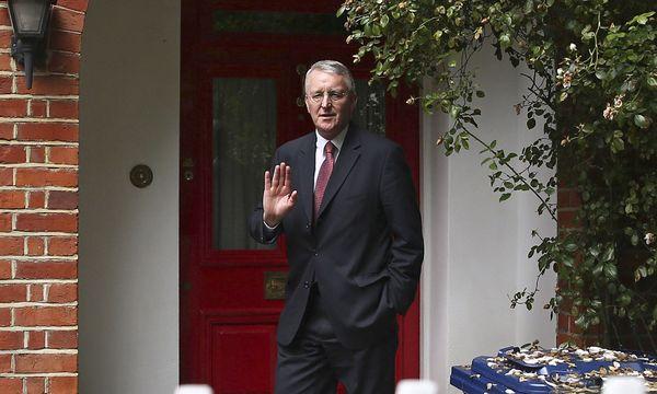 Hilary Benn warnt vor einer kompromisslosen Haltung der britischen Regierung. / Bild: (c) REUTERS (Neil Hall)