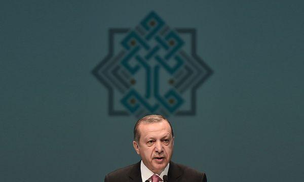 Der türkische Präsident Recep Tayyip Erdogan / Bild: Reuters