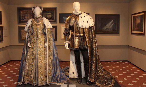 "(c) Fondazione Franco Zeffrelli Florenz Kostüme für ""Carlos"" an der Scala 1993."