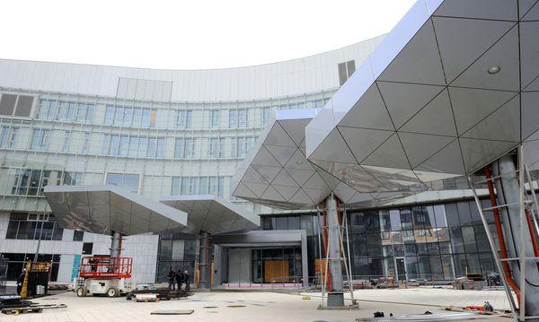 Krankenhaus Nord / Bild: Die Presse/Clemens Fabry
