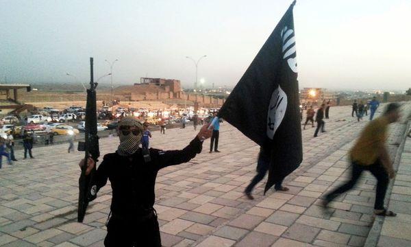 Zuletzt geriet die Terrormiliz IS stark unter Druck. / Bild: REUTERS