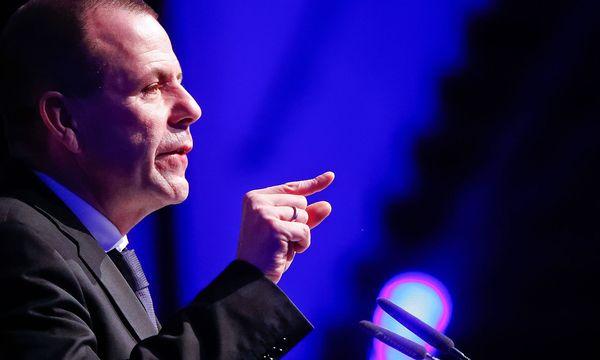 Antisemitismus habe in der FPÖ keinen Platz, sagt Vilimsky. / Bild: (c) REUTERS (Wolfgang Rattay)