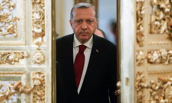 Der türkische Präsident Erdogan setzt weiter auf Eskalation. / Bild: (c) imago/ITAR-TASS (imago stock&people)