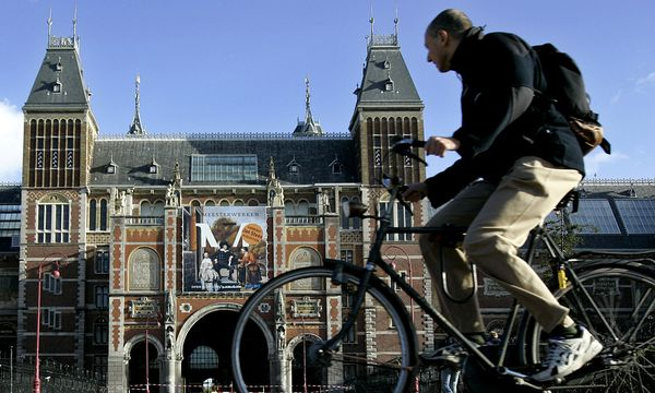 Amsterdam / Bild:  c AP PETER DEJONG