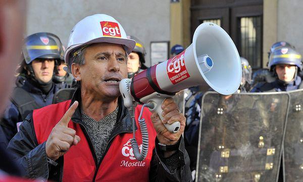 Frankreich plant neue Verstaatlichungen / Bild:  c EPA NICOLAS BOUVY