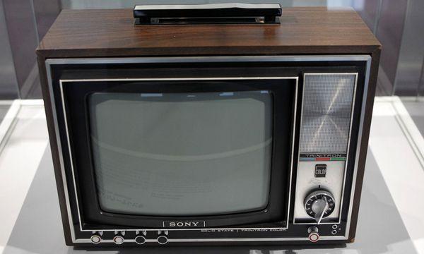 Archivbild: Sonys erster Farbferbnseher / Bild: (c) REUTERS (KIM KYUNG HOON)