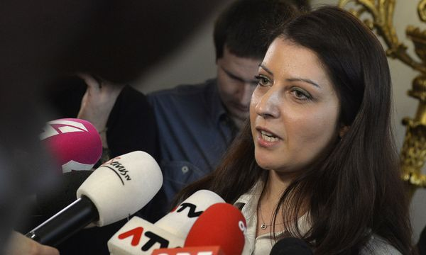 Staatssekretärin Muna Duzdar (SPÖ)  / Bild: (c) APA (Herbert Pfarrhofer)