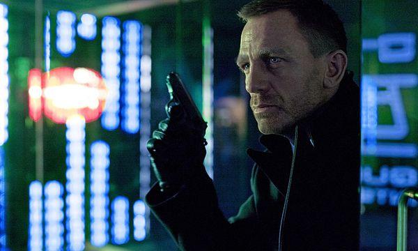 Daniel Craig in ''Skyfall''  / Bild: (c) AP (Francois Duhamel)