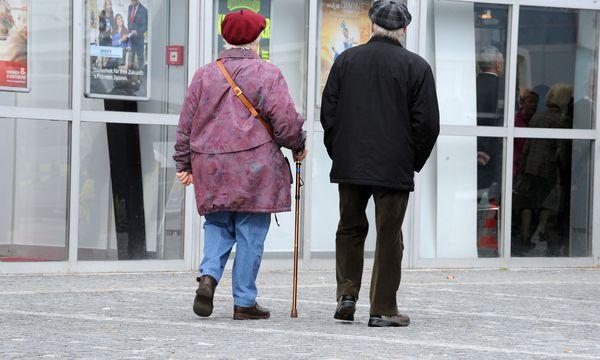 Mehr Pensionisten / Bild: (c) Clemens Fabry