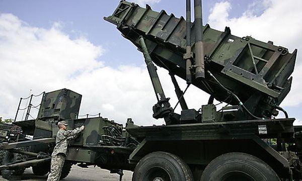 US Patriot missiles / Bild: (c) EPA (Adam Warzawa)