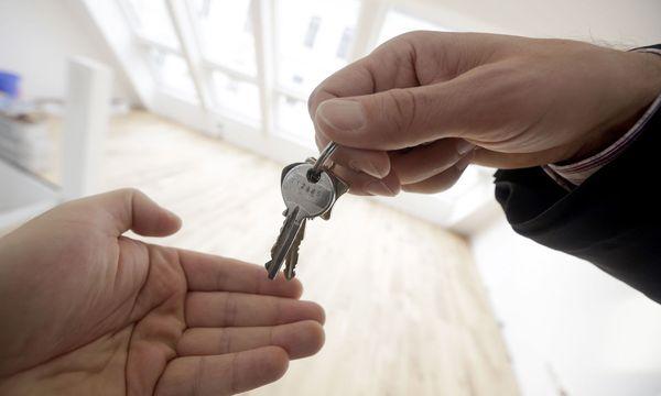 Wohnen wird immer teurer / Bild: APA/GEORG HOCHMUTH