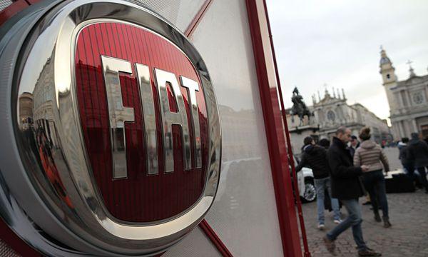 Fiat Chrysler unter Druck / Bild: APA/AFP/MARCO BERTORELLO