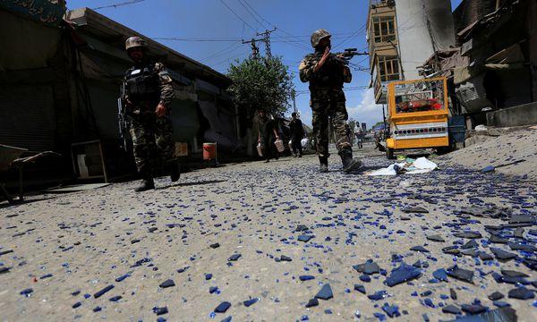 Sicherheitskräfte in Afghanistan / Bild: (c) REUTERS (Parwiz Parwiz)