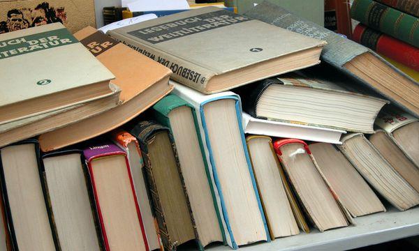 Alte Bücher / Bild: (c) Bilderbox