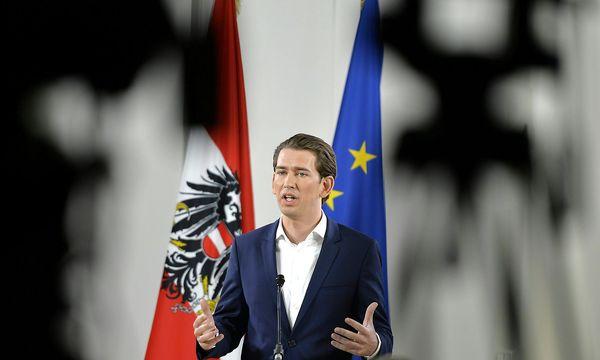 Sebastian Kurz übernimmt / Bild: APA