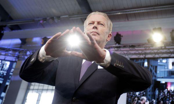 Der bisherige Vizekanzler und ÖVP-Chef Reinhold Mitterlehner  / Bild: APA/GEORG HOCHMUTH