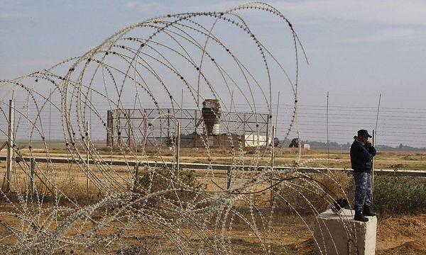Grenze zwischen Israel und dem Gazastreifen / Bild: REUTERS