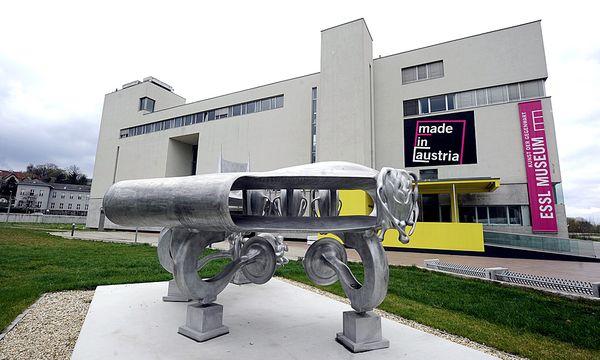 Essl Museum in Klosterneuburg / Bild: (c) APA/EPA (HERBERT PFARRHOFER)
