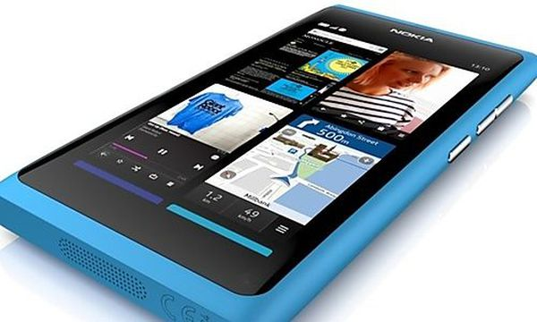 Nokia N9 / Bild: (c) Nokia
