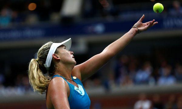 Für Karolina Pliskova war im US Open-Viertelfinale Endstation. / Bild: REUTERS