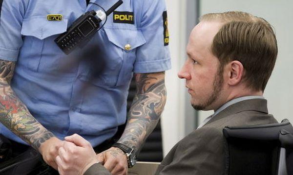 Anders Behring Breivik / Bild: EPA (Heiko Junge / Pool)