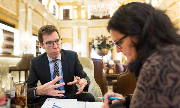 Fondsmanager Morten Lund Ligaard sieht in den CEE-Ländern speziell für die Finanzbranche noch viel Potenzial.  / Bild: (c) Akos Burg