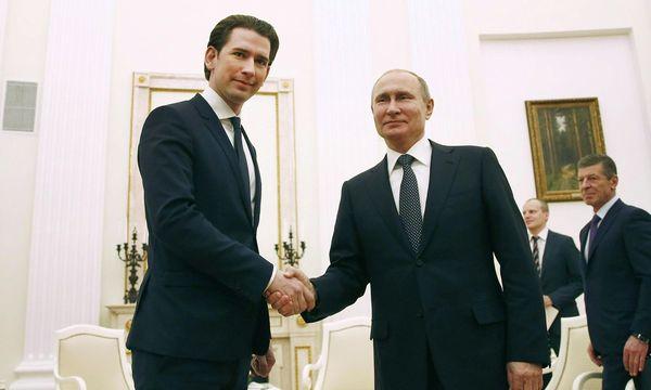 Mit Russland besucht Kurz erstmals als Kanzler ein Nicht-EU-Land. / Bild: BUNDESKANZLERAMT/DRAGAN TATIC