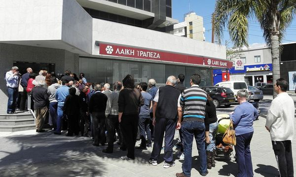 CYPRUS ECONOMY FINANCIAL CRISIS / Bild: EPA