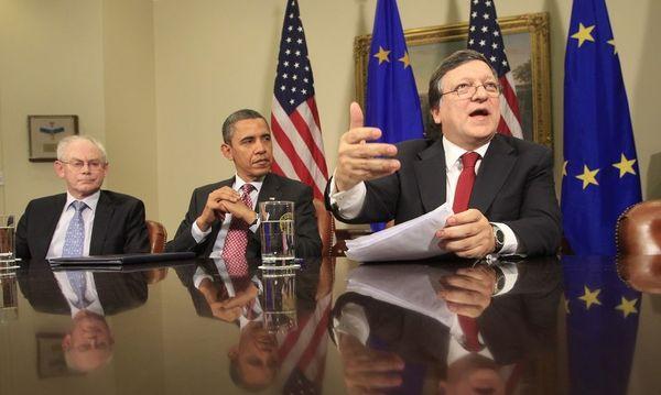 Obama meets European Union leaders in Washington / Bild: REUTERS