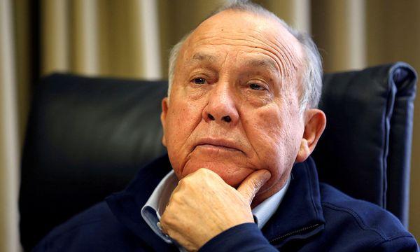 Der südafrikanische Multimillionär Christo Wiese verlor am Donnerstag die Kontrolle über den Steinhoff-Konzern. / Bild: (c) REUTERS (Mike Hutchings)