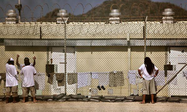 Bilder aus dem Lager aus 2009. / Bild: REUTERS/Brennan Linsley/Pool/File Photo