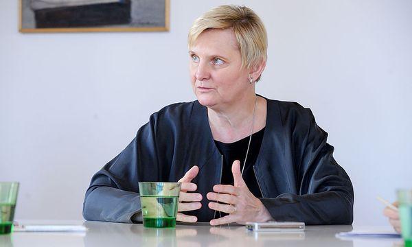 Archivbild: Integrationsstadträtin Sandra Frauenberger  / Bild: Clemens Fabry / Die Presse