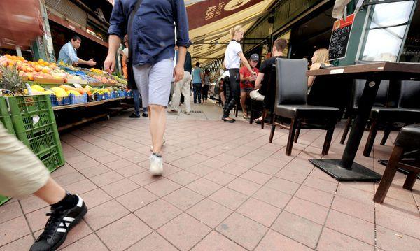 Naschmarkt / Bild: Die Presse