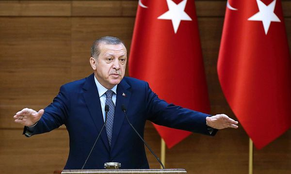 Premier Erdogan (Archivbild) / Bild: APA/AFP/ADEM ALTAN