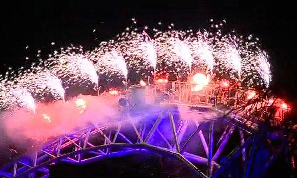 Feuerwerk / Bild: rca