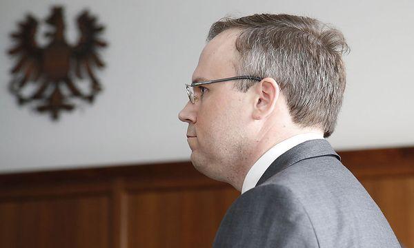 Der ehemalige freiheitliche Landesrat Harald Dobernig / Bild: APA/GERT EGGENBERGER